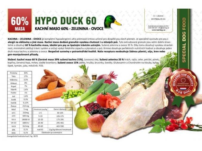 Bardog Hypo Duck
