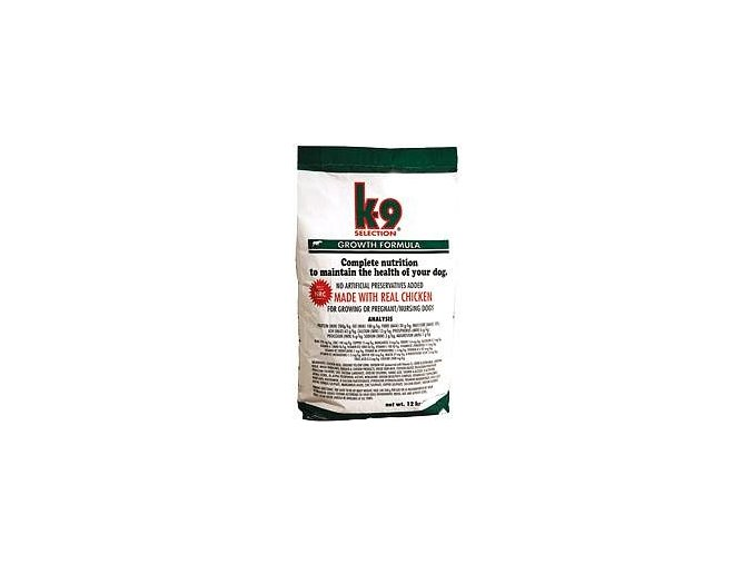 K-9 Growth Formula 2 x 20 kg