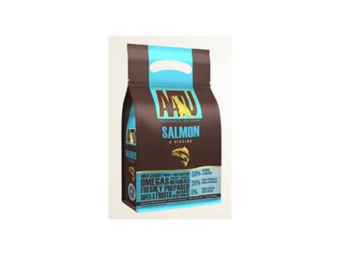 AATU 80/20 Salmon 10 kg  + 1,5 kg Zdarma !