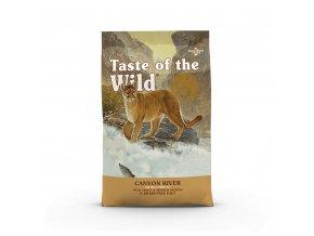 TASTE OF THE WILD Canyon River Feline 2 kg