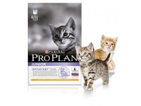 PURINA PRO PLAN Cat Junior Chicken 3 kg