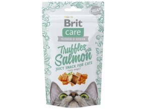 bcc truffle salmon
