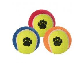 TRIXIE Tenisový míč barevný 9cm