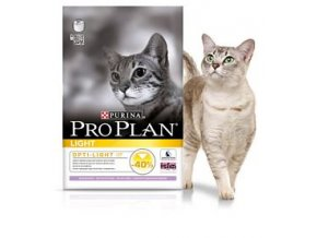 PRO PLAN Cat Light Turkey 3 kg