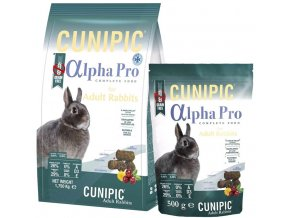 cunipic alpha adult rabbit