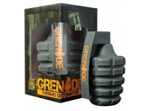 grenade spalovač