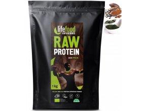 protein kakao spirulina