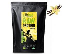raw protein vanilka 1kg