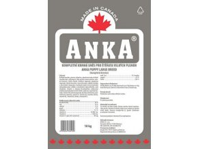ANKA Dog Large Breed Puppy 10 kg