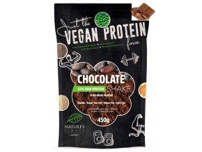 vegan protein cokoláda
