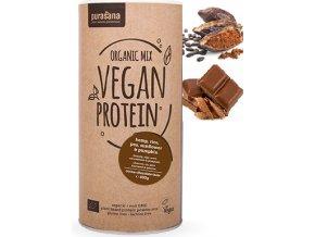 vegan protein kakao čokoláda