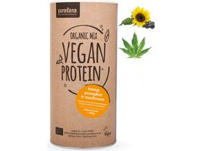 vegan protein natural