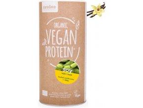sojový protein vanilka