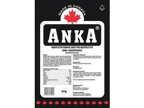 ANKA Dog Maintenance 20 kg