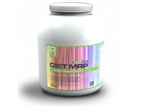 Reflex Nutrition Diet MRP 2,4kg (Příchuť Vanilka)