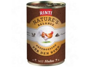 RINTI Natures kuřecí 400g