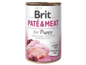 brit pate puppy 400