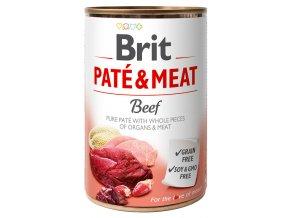 brit pate beef 400