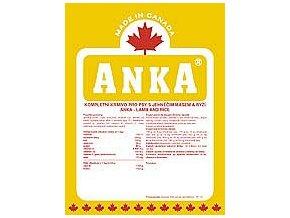 ANKA Dog Lamb and Rice 10 kg