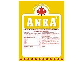 ANKA Dog Lamb and Rice 18 kg