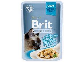 brit chicken f gravy