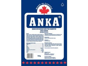 ANKA Dog Senior 10 kg
