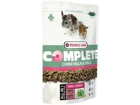 VERSELE LAGA Complete Chinchilla & Degu - činčila, osmák 500g