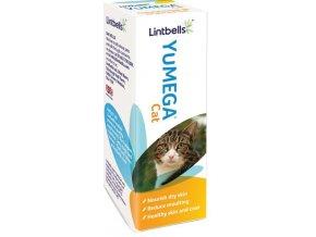 Lintbells YuMEGA pro kočky 50ml