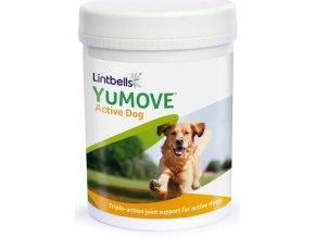Lintbells YuMOVE Active pro psy 240 žvýkacích tablet