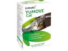Lintbells YuMOVE pro kočky 60 kapslí