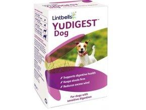 Lintbells YuDIGEST 60 žvýkacích tablet