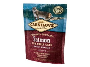 Carnilove Cat Adult Salmon Grain Free 0,4 kg