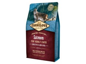 Carnilove Cat Adult Salmon Grain Free 2 kg