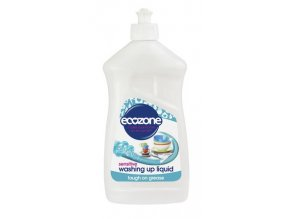 ecozone na rucni myti nadobi sensitive 500 ml