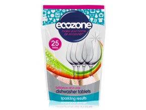 ecozone tablety do mycky 25