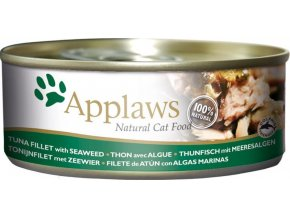 Applaws Cat konz. tuňák a mořské řasy 156 g