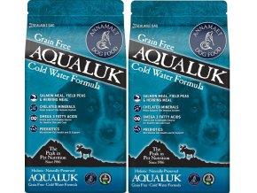 ANNAMAET Grain Free AQUALUK 2 x 11,35 kg