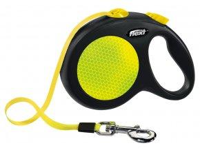 FLEXI Neon REFLECT L pásek 5 m, max. 50 kg