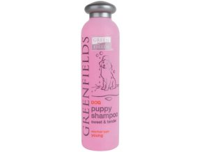 Greenfields šampon puppy 250 ml