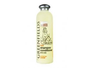 Greenfields šampon a kondicioner dog 400 ml