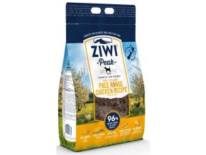 ziwipeak dog chicken
