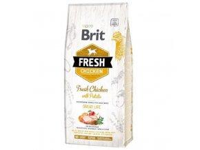 brit fresh adult chicken