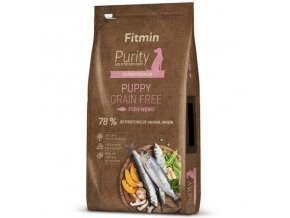 fitmin purity puppy fish