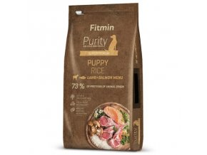 fitmin purity puppy salmon