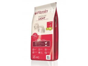 FITMIN Medium Light 15 kg  + pamlsek CALIBRA 70g