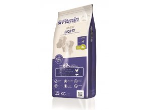 FITMIN Maxi Light 15 kg  + pamlsek CALIBRA 70g
