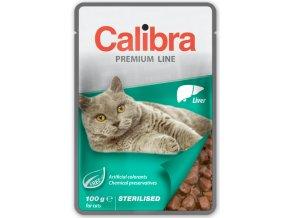 calibra kapsicka sterilised liver