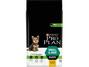 proplan puppy small mini