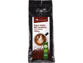 kava mleta bio prazena 1000g