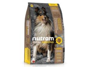 NUTRAM Total Grain Free Turkey Chicken Duck Dog 2,72 kg